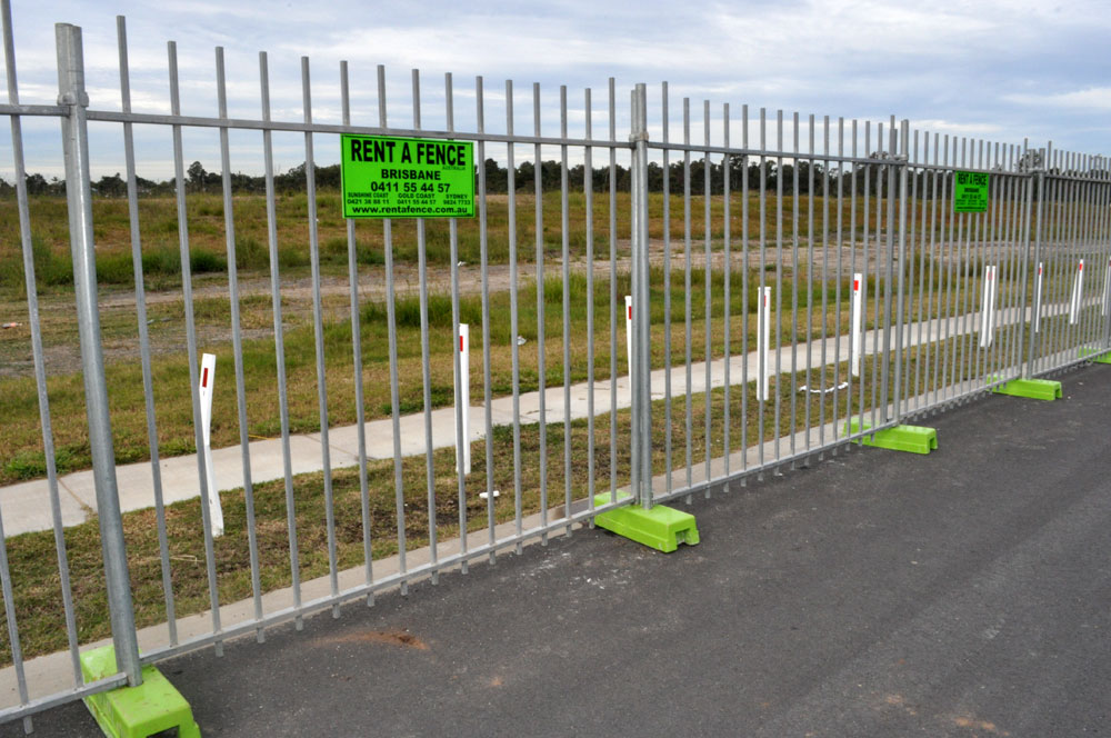 Temporary Fencing Products Adelaide Rent A Fence